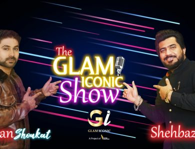 """The GlamIconic Show"" ft Shehbaz Sher & Faizan Shoukat (New Year Special) #1 