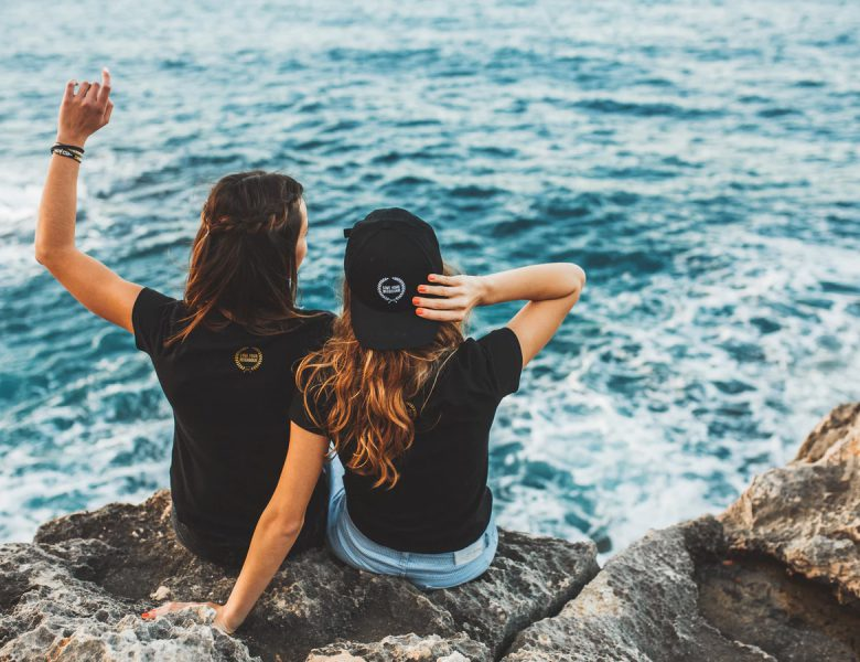 Feeling relax on the holidalys with my friends